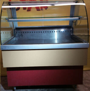 GLASS DISPLAY CASE FOR SALE