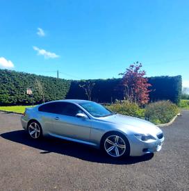 2005 BMW M6 S85 V10 5.0 FULL MERINO LEATHER