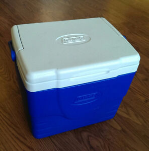 Small Coleman cooler