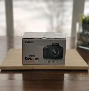 Canon Rebel EOS T100. BRAND NEW!