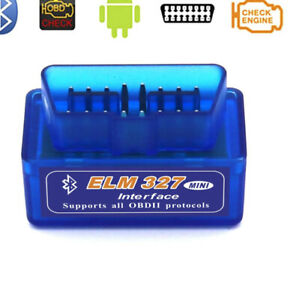 ELM327 Bluetooth OBDII Engine Scanner
