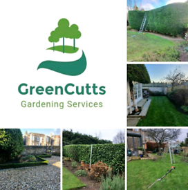 GreenCutts Gardening Services