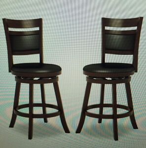 "Three 38"" Bar Stools for Sale!"