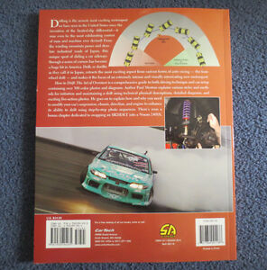 HOW TO DRIFT   NEW BOOK Cambridge Kitchener Area image 2