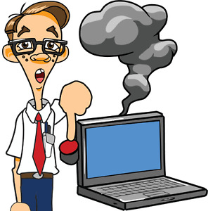 Sick laptop?  THE KEMBLE GUY can help.......