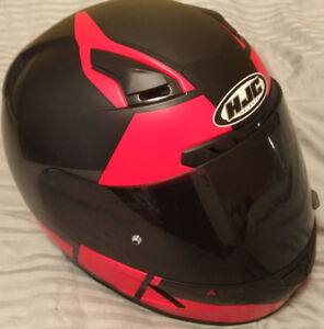 HJC CL-17 Boost Helmet (Small) - Motorcycle helmet