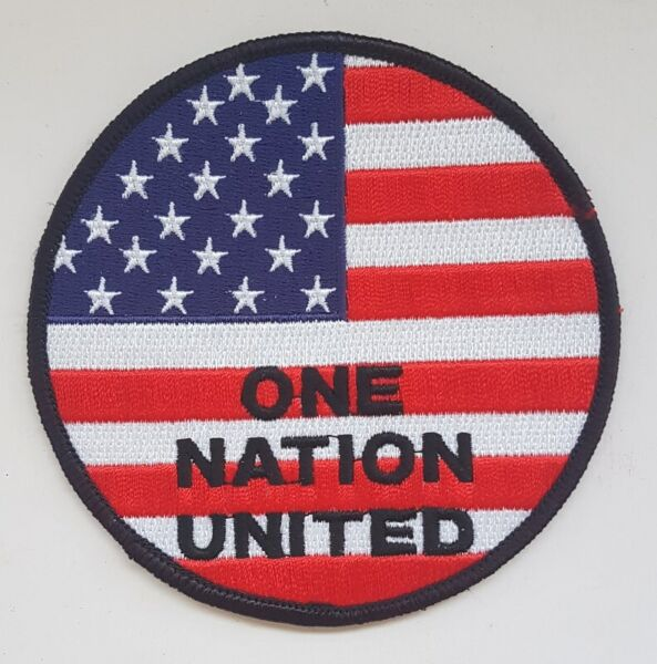 USA One Nation United, Patriot, Rare patches, badges Collectibles, Military, Memorabilia, Memento