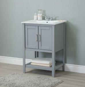Reynal Single Bathroom Vanity Set - Brand NEW