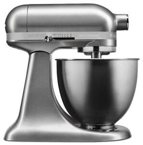 *Factory Sealed* KitchenAid Artisan Mini Stand Mixer - Silver