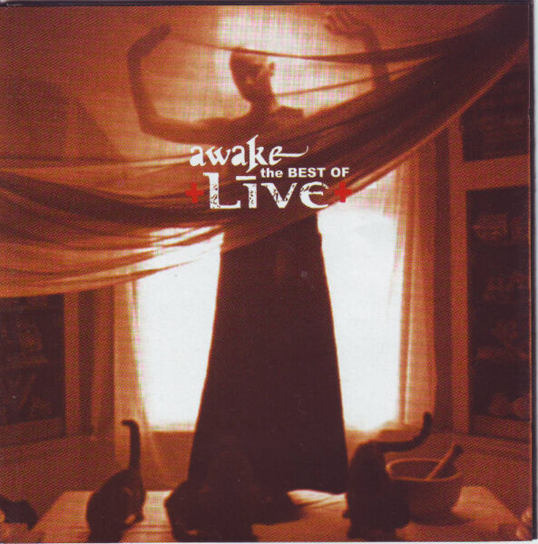 Live - Awake: The Best Of Live (CD)