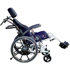 Orion ll tilt and recline wheelchair