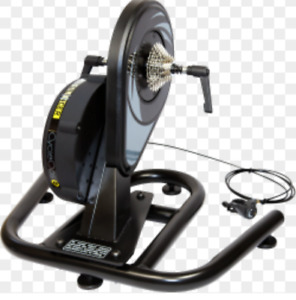 Direct drive Bike trainer with 11 speed ultegra cassette