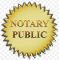 Notary public and commissioner for oaths