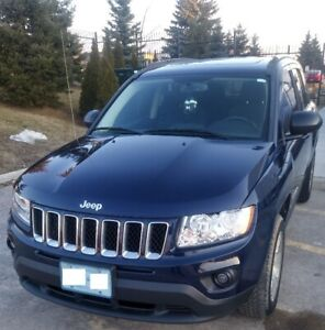 2012 Jeep Compass North Edition Fully Loaded SUV, Crossover