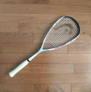Head Metallix 110 Squash Racquet