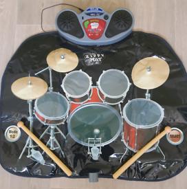 Kids Drum Mat