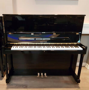 100% German Sauter Competence 130 PE Upright Piano for sale