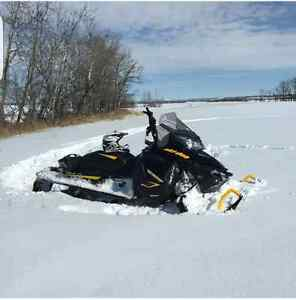2014 Ski Doo Backcountry 800R