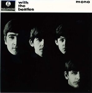 the beatles - with the beatles - mono lp record album