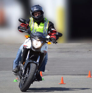 Learn to Ride Motorcycle
