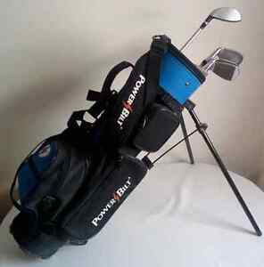 Jr.  Golf clubs with bag London Ontario image 1