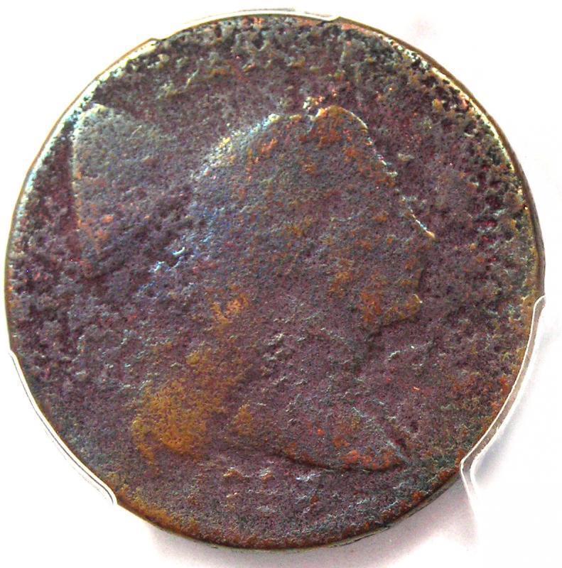 1794 Head of 1794 S-31 Liberty Cap Large Cent 1C - PCGS VG Details - Rare Penny