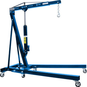 2 Ton Foldable Shop Crane