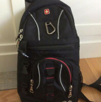 Lost Swiss Army Camera bag on Citadel Hill