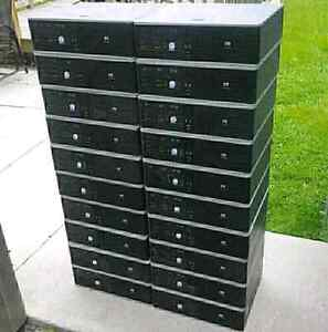 9 Remaining HP Desktop Computers For Sale Great Deal