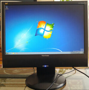 ViewSonic VA1930wm - LCD monitor