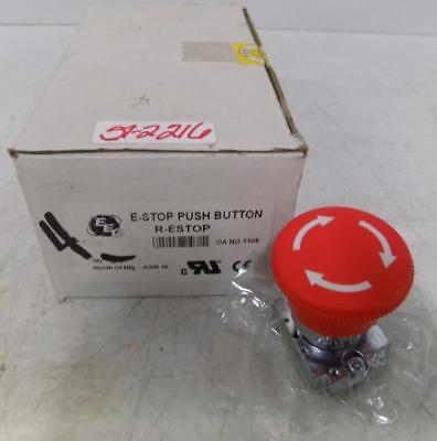 Eec E-stop Push Button R-estop