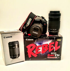 Appareil photo canon t5i (700D) A QUI LA CHANCE