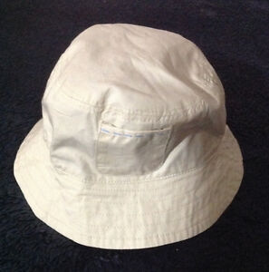 NEW: BabyGap fisher man's hat (size 3-6 months)