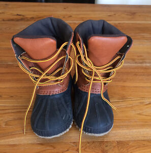 EEUC GAP duck boots toddler size 7/8