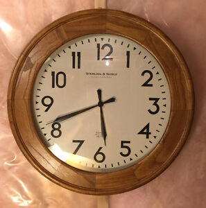 Sterling and Noble wall clock London Ontario image 1