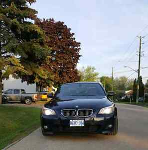 2008 bmw 535i m package navigation Bluetooth etest and safety