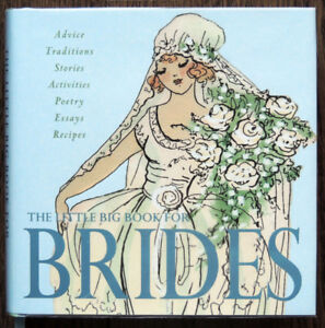 The Little Big Book for Brides Hardcover NEW