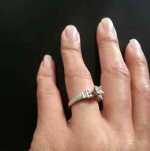 .50 ct diamond engagement ring from Michael Hill London Ontario image 2