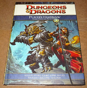 Dungeons 7 Dragons - Players Handbook Core Rules