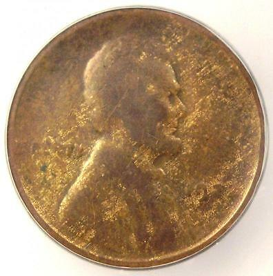 1922 NO D STRONG REVERSE LINCOLN WHEAT CENT 1C   ICG G6