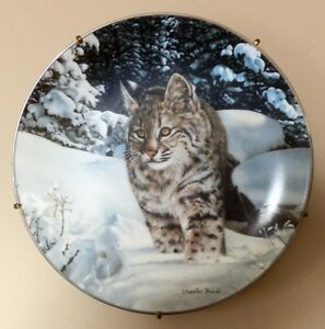 Winter's Majesty Plate series