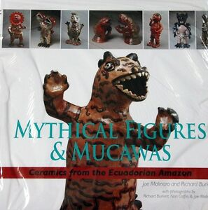 Mythical Figures & Mucawas - Ceramics from the Ecuadorian Amazon