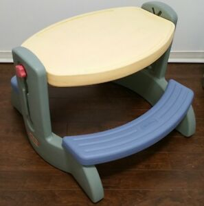 Little Tikes - Children's Picnic Craft Table Kids Adjustable