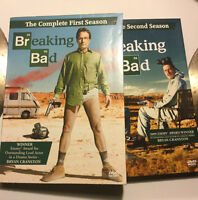Breaking Bad Season 1 & 2