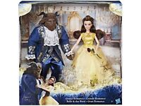 Disney Princess Beauty and the beast 2 doll pack - The Grand Romance Set - Brand New in Box!!