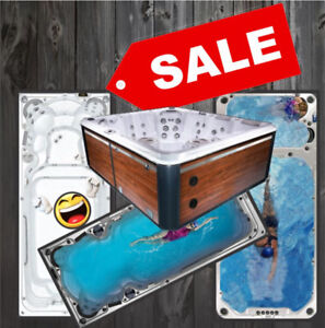 Hot Tub & Swim Spa EXPO  - Peterborough - SALE ENDS TODAY