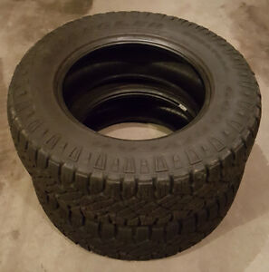 275 65 R18 M+S Goodyear Wrangler Duratrac snowflake rated