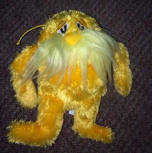 "Dr Seuss The Lorax 5"" Plush"
