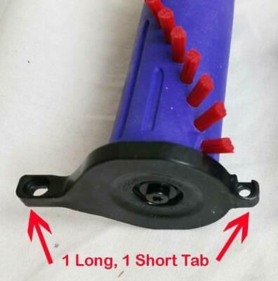 Universal Brushroll for Dyson DY-96704001 Purple/Red Long Tab DC65/DC66/UP13