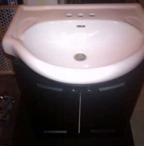 JAVA VANITY SINK - PERFECT FOR POWDER ROOMS